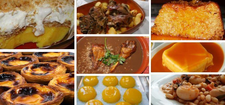 As 10 melhores receitas típicas portuguesas