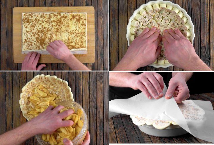 tarte de maca e canela1