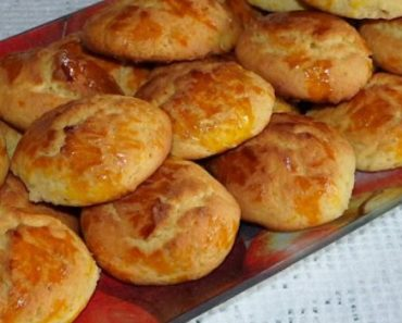 Biscoitos de limão