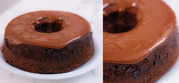 Bolo de chocolate facil
