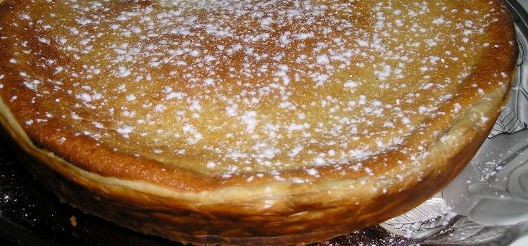 tarte cremosa