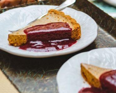 tarte de pistacio